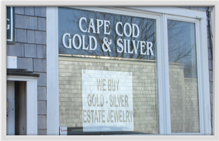 Cape Cod Gold and Silver