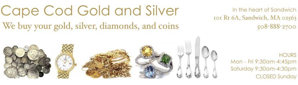 Cape cod gold and silver
